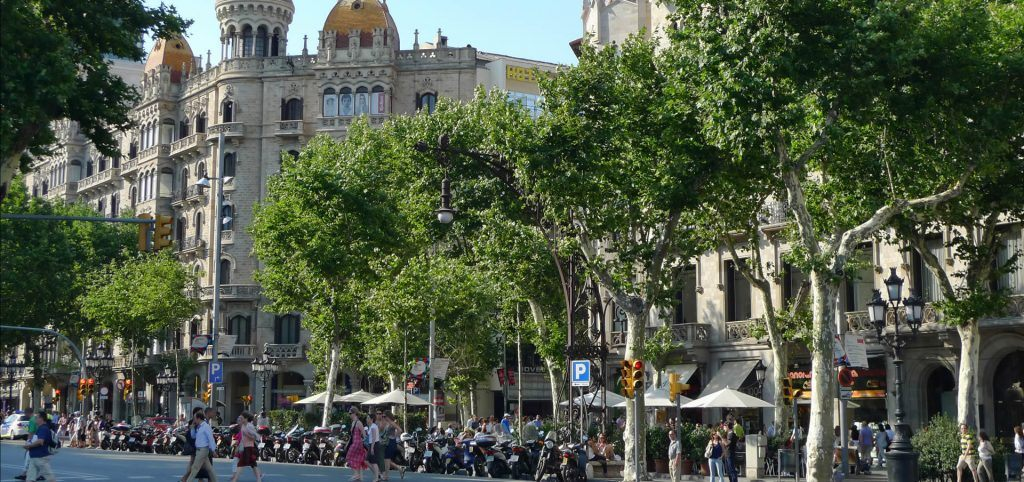 Shopping Tour Barcelona