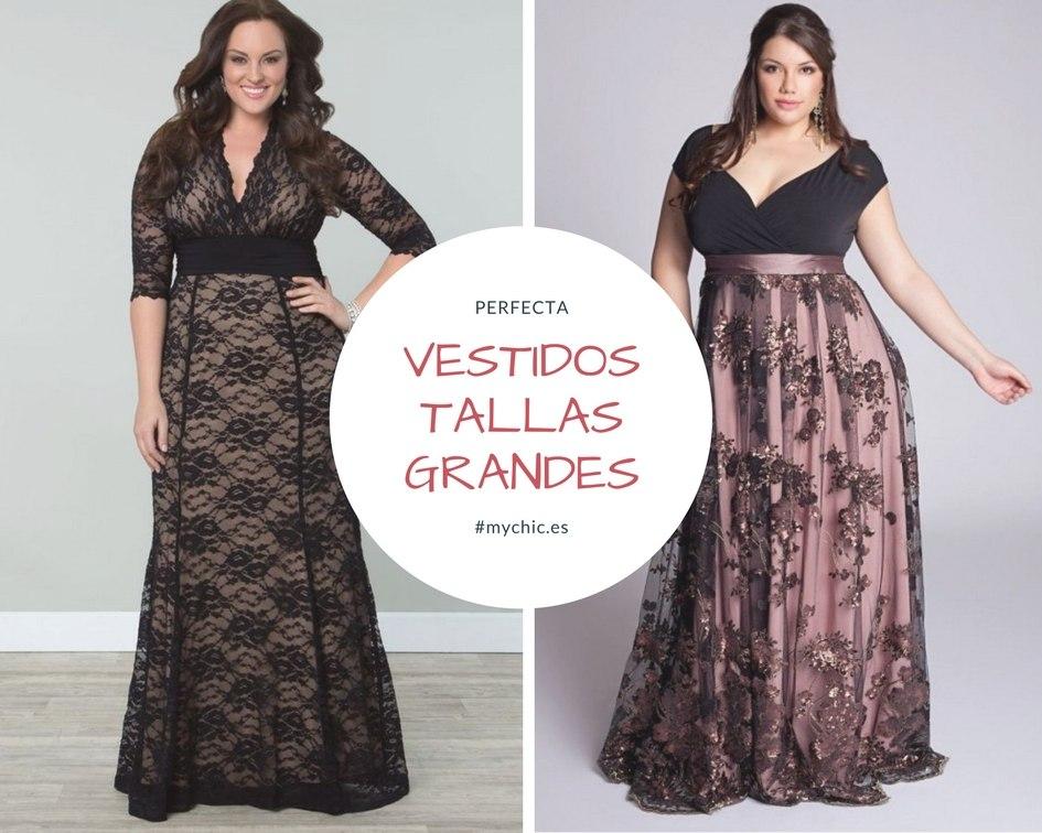 Vestidos Para Tallas Grandes Cómoda Ajustada Y Elegante